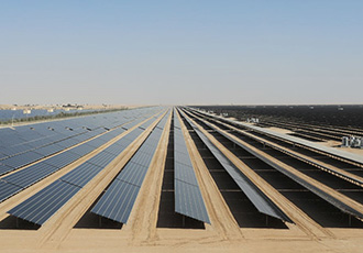 Renewable energy the competitive source of power generation in GCC