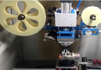 Automated solution to apply traditionally difficult materials