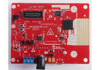 Short range radar reference design for automotive applications