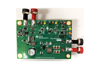 ADAS power reference design with improved voltage supervision