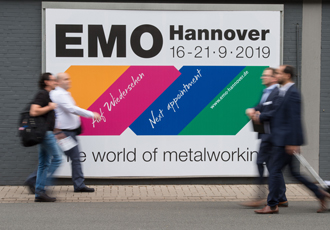 What's new at this year's EMO Hannover show?