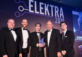 Nanusens wins 'Best Campaign of the Year' at the 2019 Elektra Awards