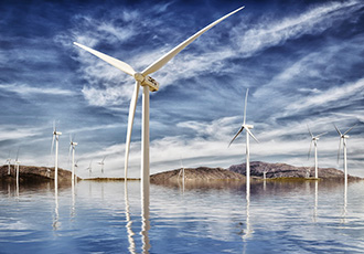 Major offshore wind farm project given support