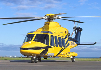 Helicopter and software firms join forces to enhance safety