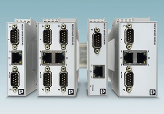 New gateways for Modbus-to-Ethernet/IP