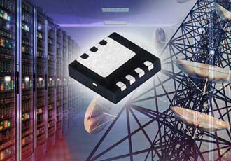 MOSFET features low gate charge of 22.5nC