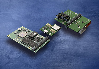 Range of MIPI camera modules and quad-core embedded vision
