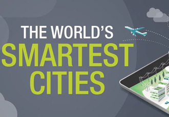 The rise of smart cities around the world