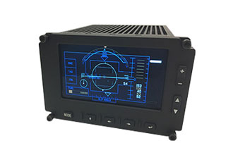 Lineup of avionics display products at Quad A Summit 2019