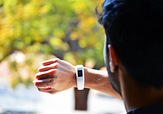 Power aspect of medical wearables