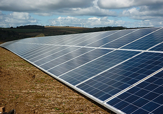 Financing solar power systems in West Africa