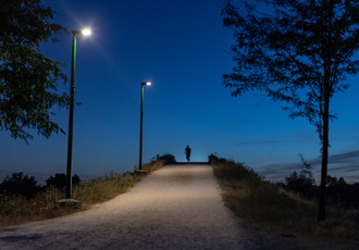 Seville steps up citizen's safety with solar street lights