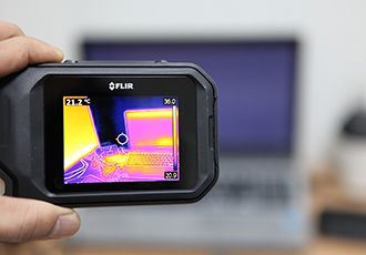 Thermal imaging webinars available on demand