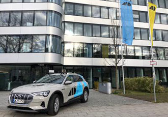 Partnership works towards sensor for autonomous driving