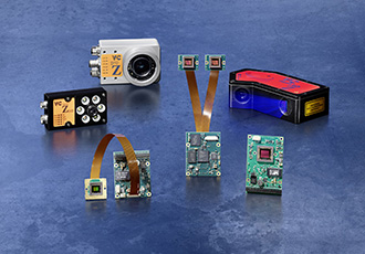 High-end OEM cameras at Embedded Vision Summit