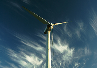 Blowing a fresh breeze of renewable energy into operations