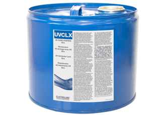 Electrolube launch new UV coatings, resins and gap fillers