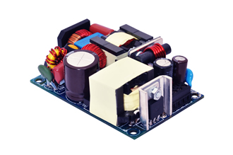 The 'world's smallest' 75W power supply series