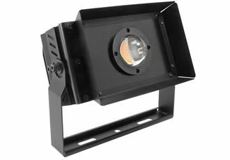 10,000lm outdoor floodlight provides 111lm/W