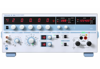 Precision DC calibrator eases testing at high currents and voltages