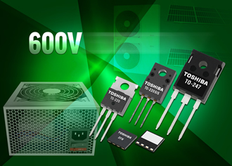 600V super junction MOSFETs for PV inverters