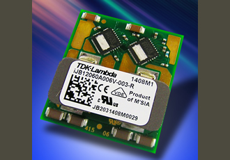 60A non-isolated POL converters feature PMBus