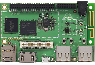 64-bit ARM-based DevKit enables embedded and IoE devices