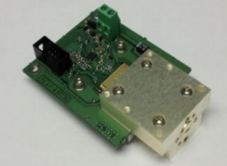 77GHz radar sensor targets harsh environments