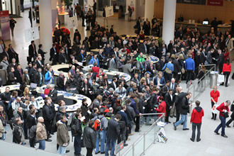 A record-breaking 902 companies exhibit at embedded world