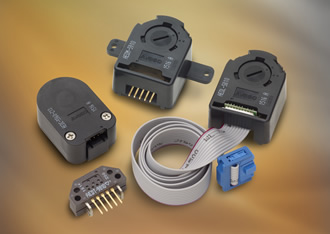 Optical incremental encoders suit industrial motion control