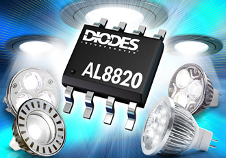 LED driver suits non-dimmable MR16 lamp designs
