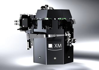 AOI camera module with 3D technology on show at APEX