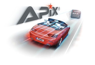30m APIX devices shipped for automotive video connectivity