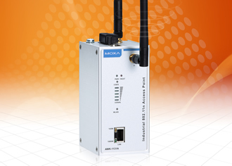 Wireless access point offers up to 300Mb/s bandwidth