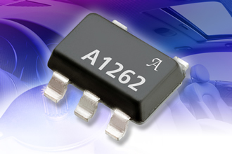 2D speed & direction sensor IC uses vertical & planar Hall elements