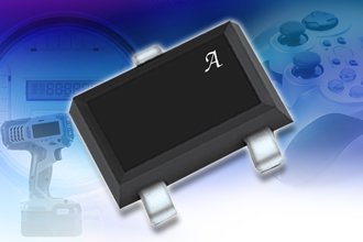 Sensor IC delivers medium accuracy in a small package