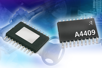 Multiple-output automotive regulator IC features buck/boost capability