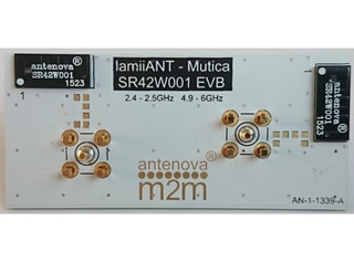 WiFi combo chip features Real Simultaneous Dual Band support