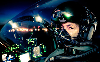 Night vision goggles will let pilots see 24 hours a day