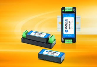 Encapsulated DC/DC converters for industrial applications