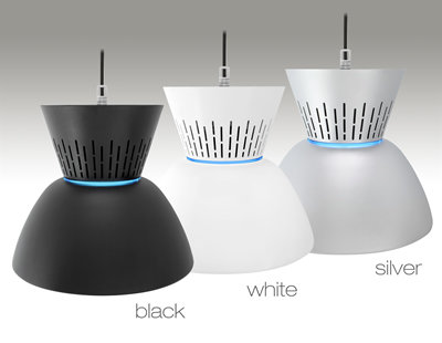 50W dimmable LED bay lights available in 3 colours