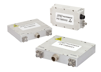 Bi-directional RF amplifiers operate in L- & S-bands