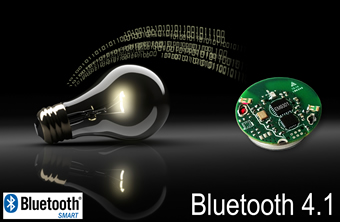 Bluetooth Smart controller supports Bluetooth 4.1