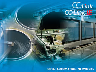 CC-Link IE leads the way to Industry 4.0