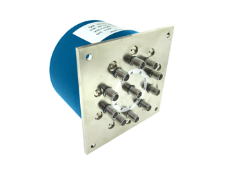 Coaxial Switch Covers Frequencies From Dc To 12ghz