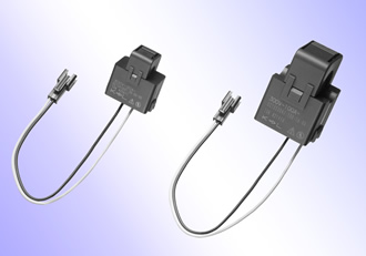 AC current sensors for energy management systems