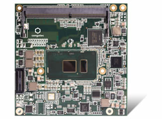 COM Express modules feature a 15W configurable TDP