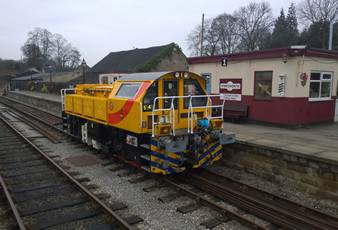 Clayton equipment converts underground locos with EnerSys batteries