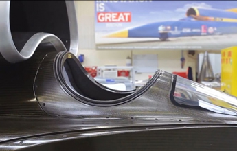 Cockpit of BLOODHOUND SSC revealed
