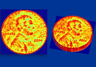 Light coherence analysis produces precise 3D images